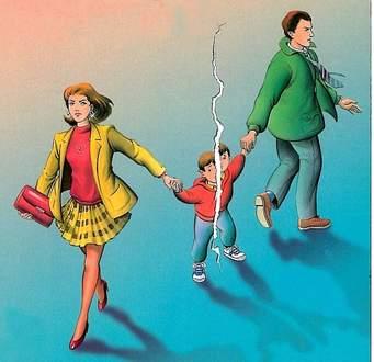 طلاق صورت گرفته ایرانیان در خارج کشور طبق قانون ایران